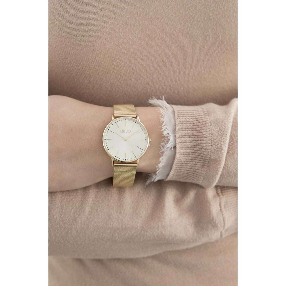 Liujo only time Moonlight woman TLJ970 indosso
