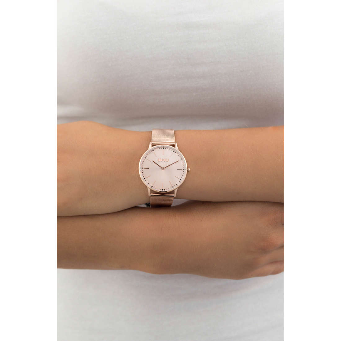 Liujo only time Moonlight woman TLJ971 indosso