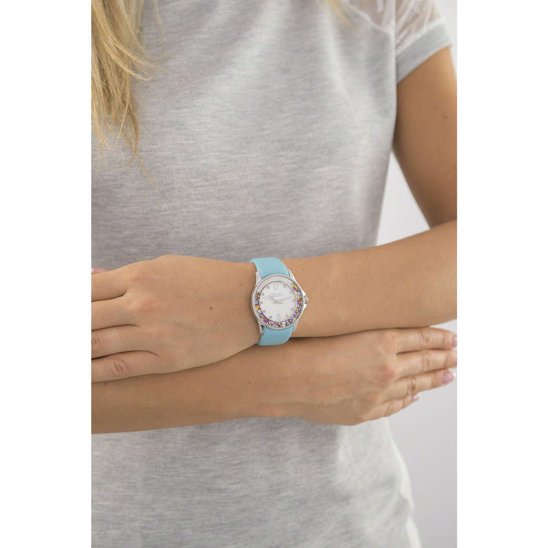 Liujo only time woman TLJ1001 photo wearing