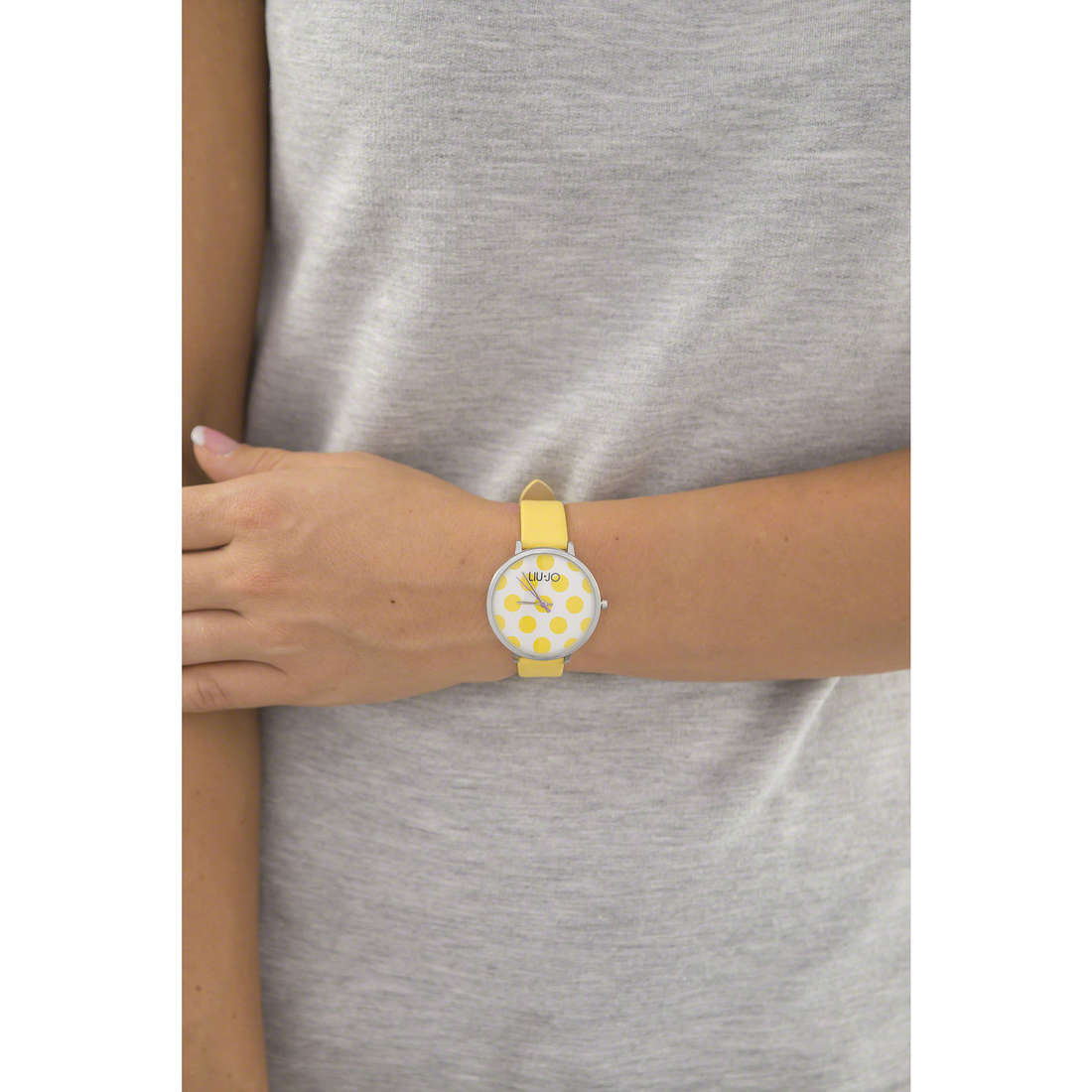 Liujo only time woman TLJ1047 indosso