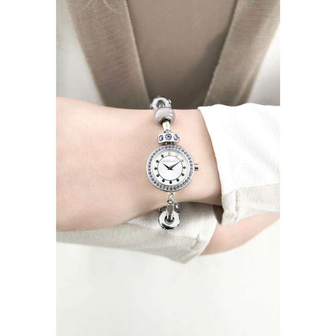 Morellato only time Drops Orologi woman R0153122503 indosso