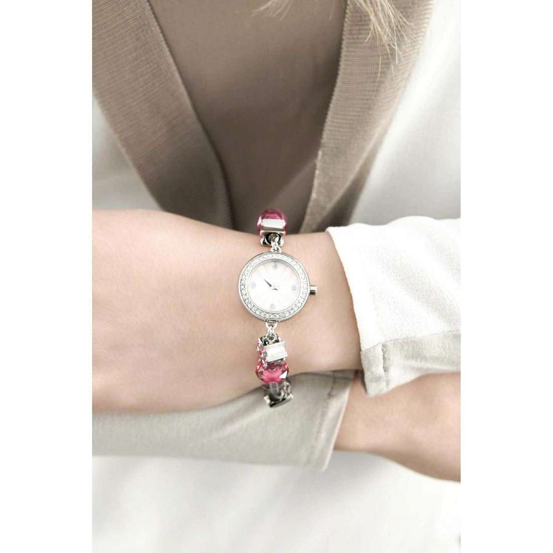 Morellato only time Drops Orologi woman R0153122518 indosso