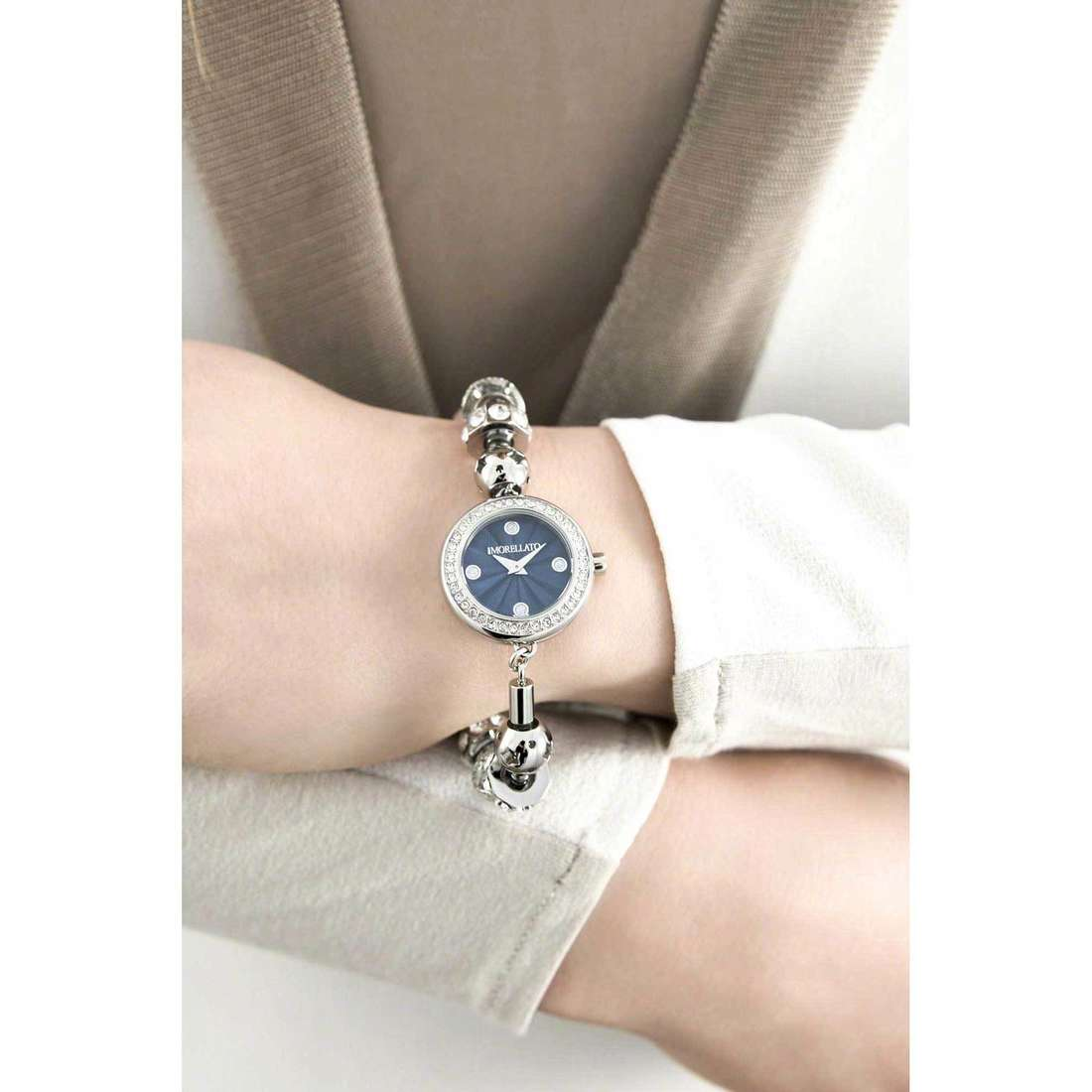 Morellato only time Drops Orologi woman R0153122535 indosso