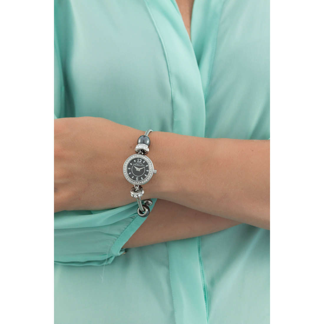 Morellato only time Drops Orologi woman R0153122539 indosso