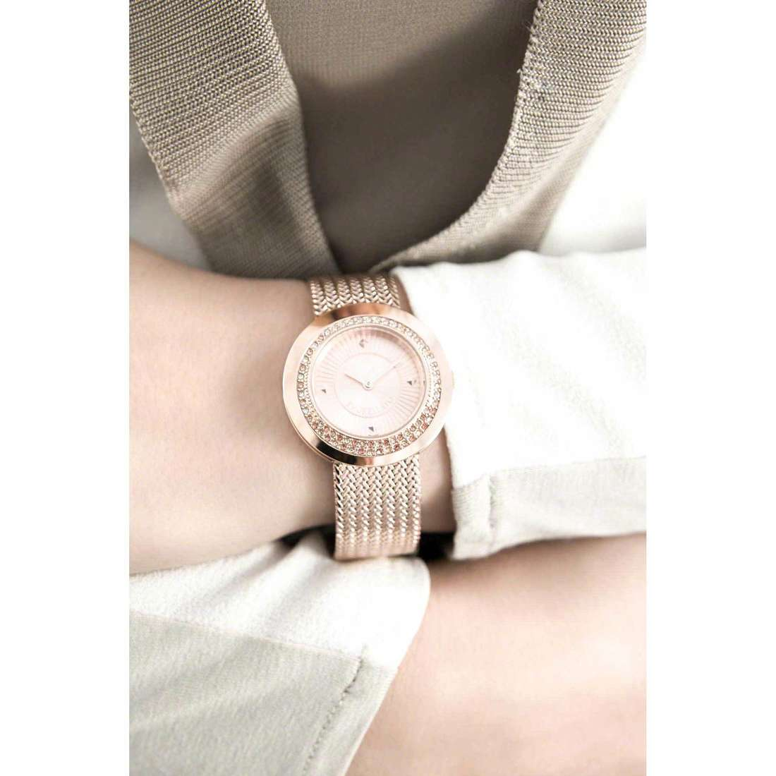 Morellato only time Luna woman R0153112503 indosso