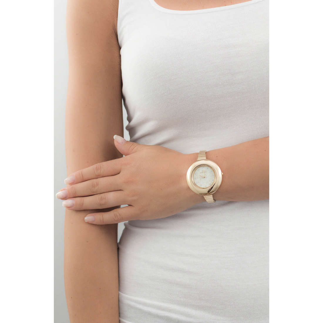 Ops Objects only time Lux edition woman OPSPW-331 indosso
