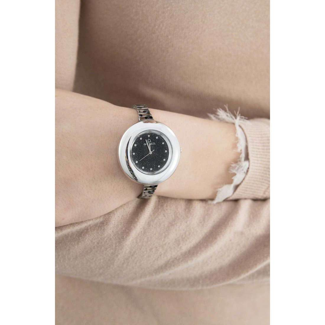 Ops Objects only time Lux edition woman OPSPW-332 indosso