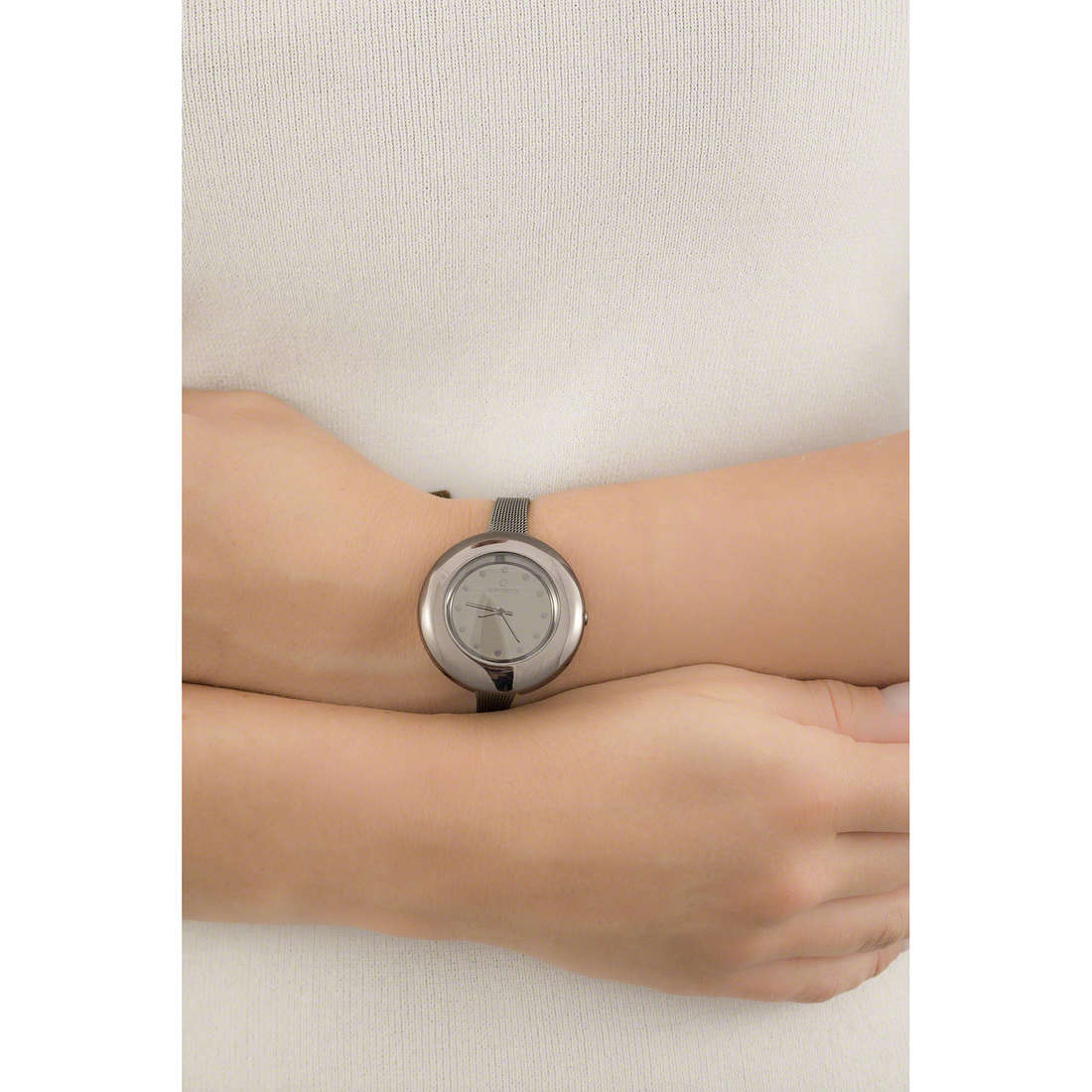 Ops Objects only time Lux edition woman OPSPW-335 indosso