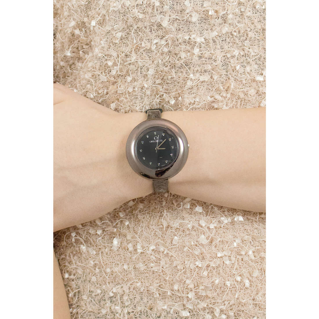 Ops Objects only time Lux edition woman OPSPW-337 indosso