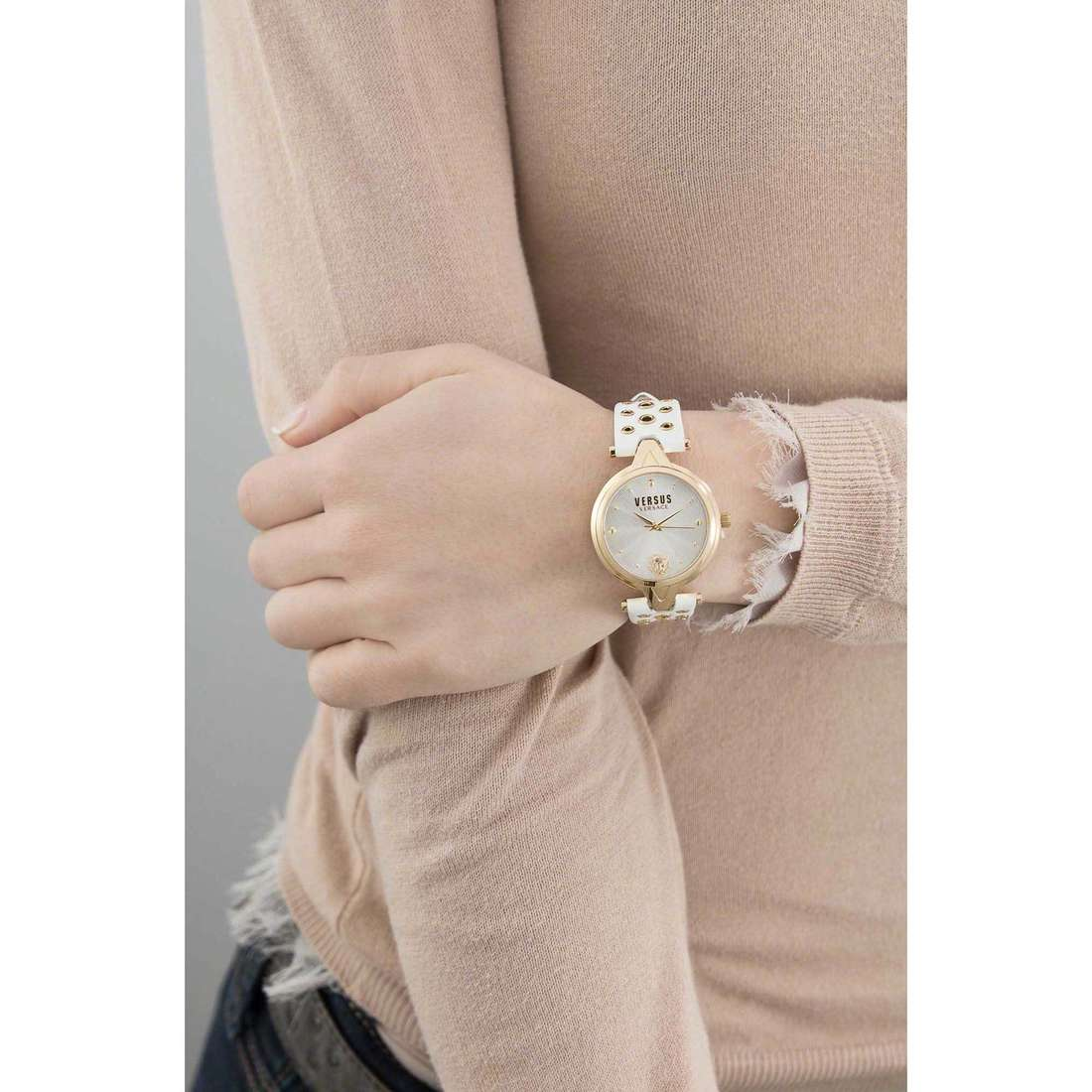 Versus only time Eyelets woman SCI040016 photo wearing