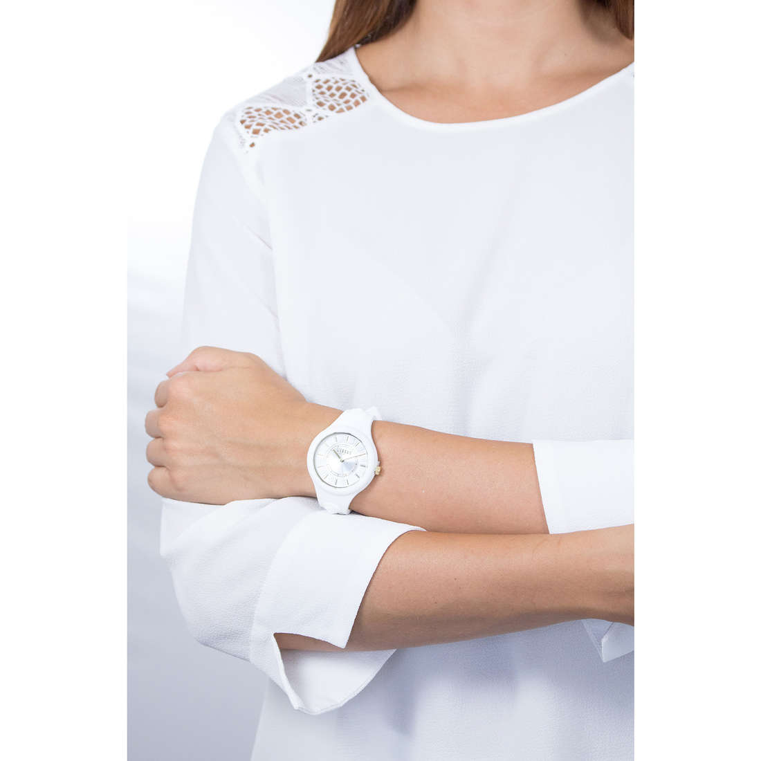 Versus only time Fire Island woman SOQ040015 indosso