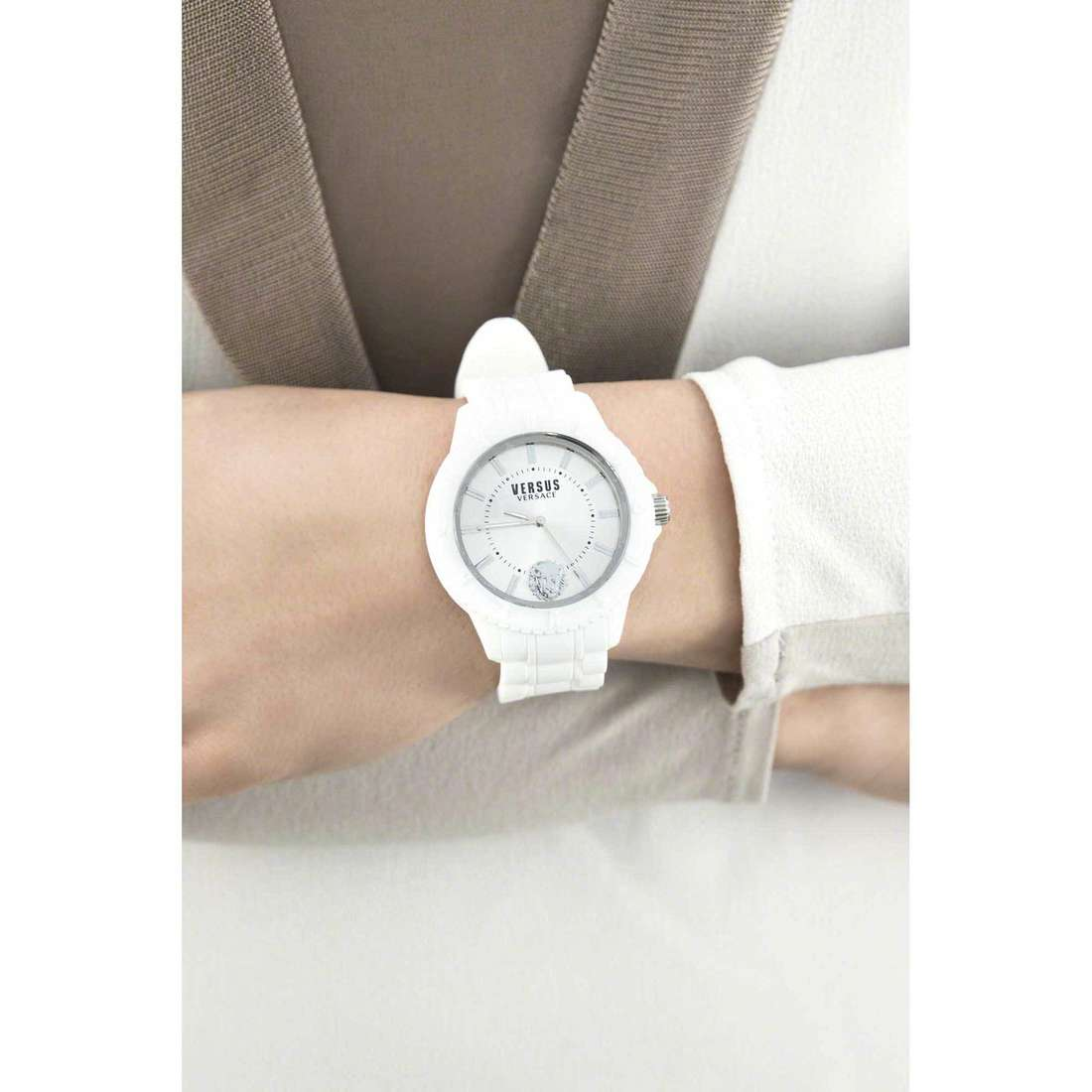 Versus only time Tokyo R woman SOY020015 indosso