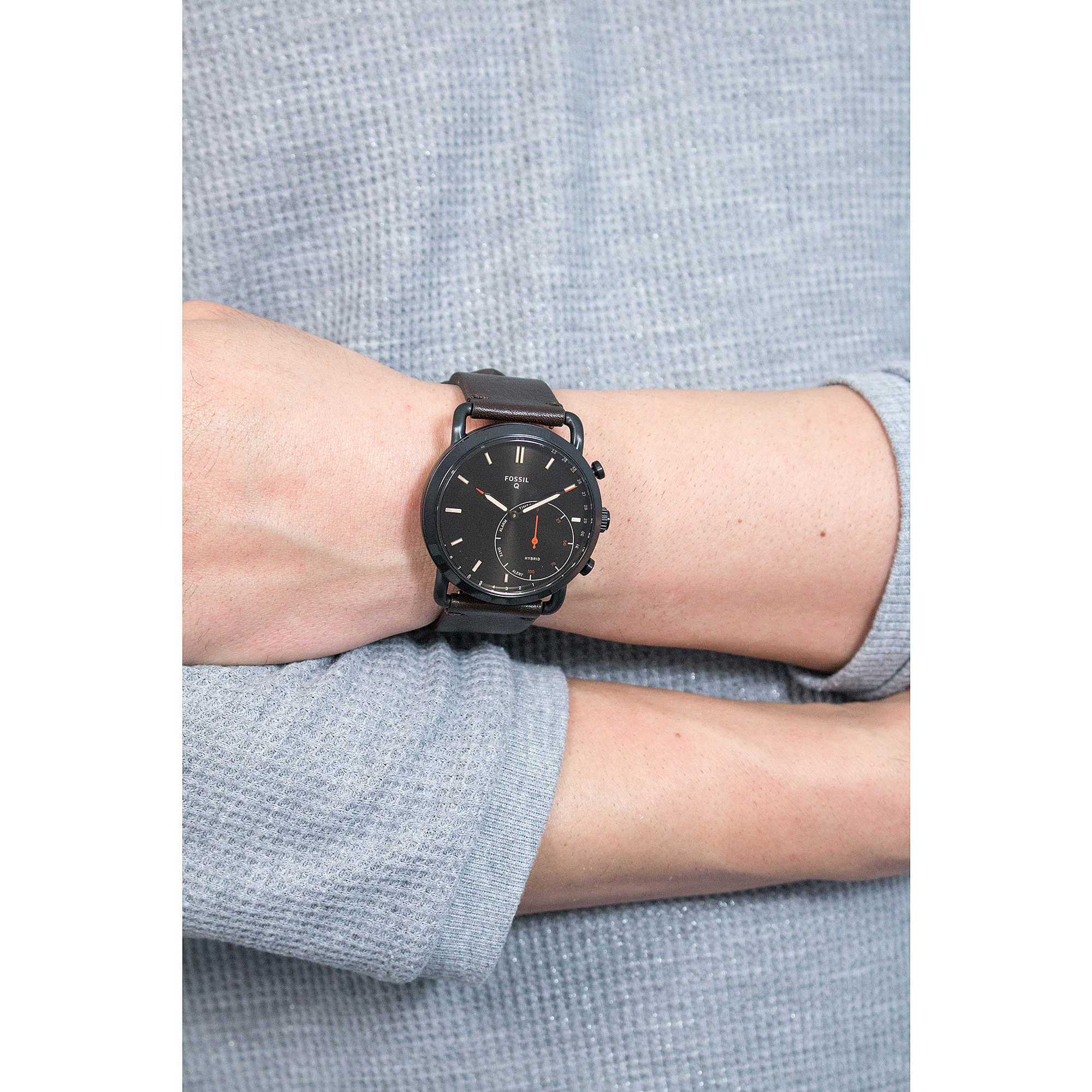 Watch Smartwatch Man Fossil Q Commuter Ftw1149 Smartwatches Fossil