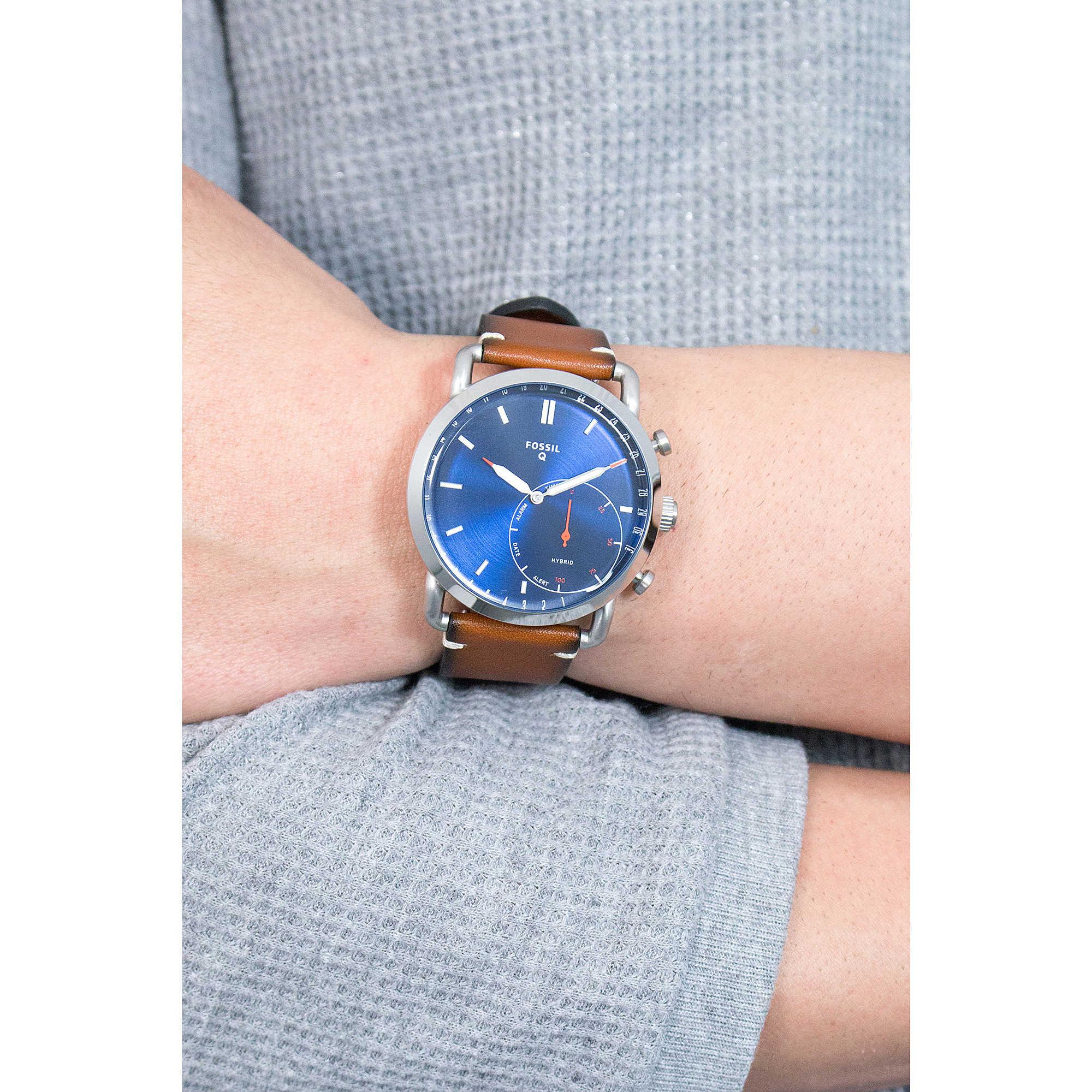 Watch Smartwatch Man Fossil Q Commuter Ftw1151 Smartwatches Fossil