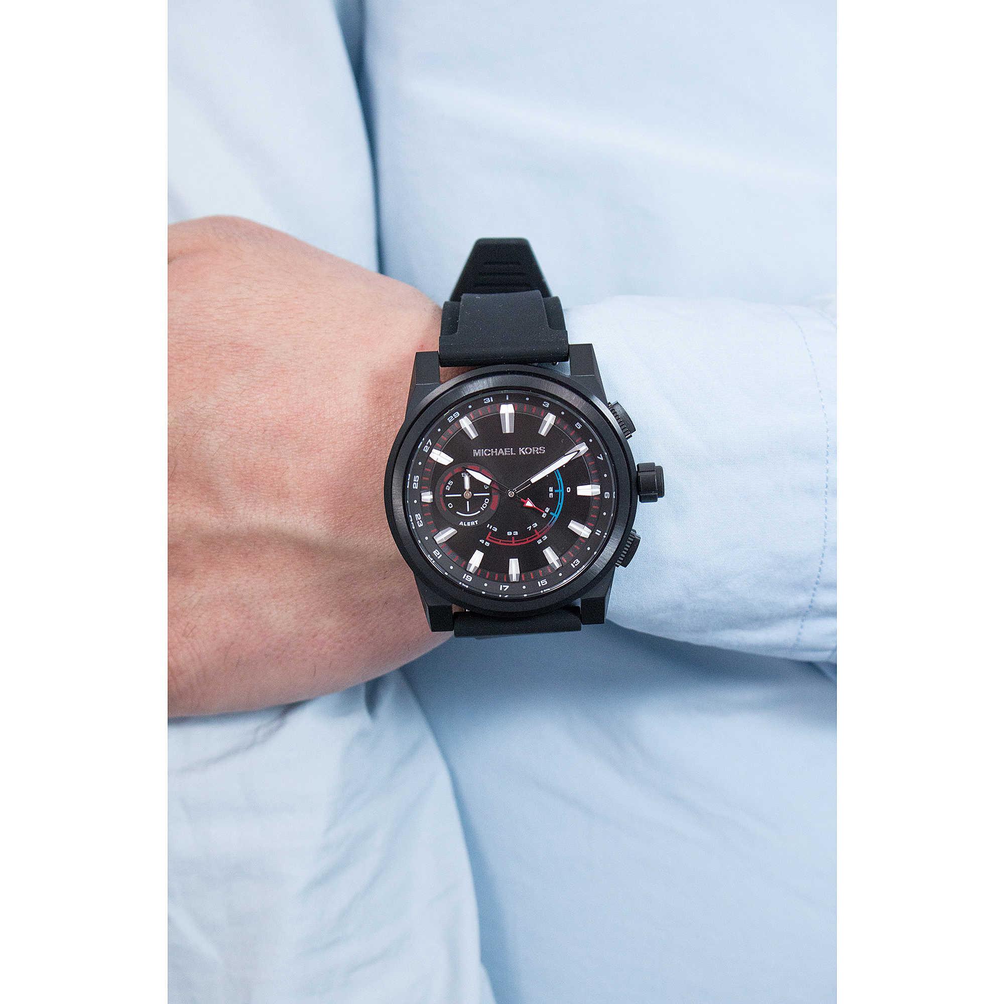 9988150bfe83 watch Smartwatch man Michael Kors Grayson MKT4010 Smartwatches ...