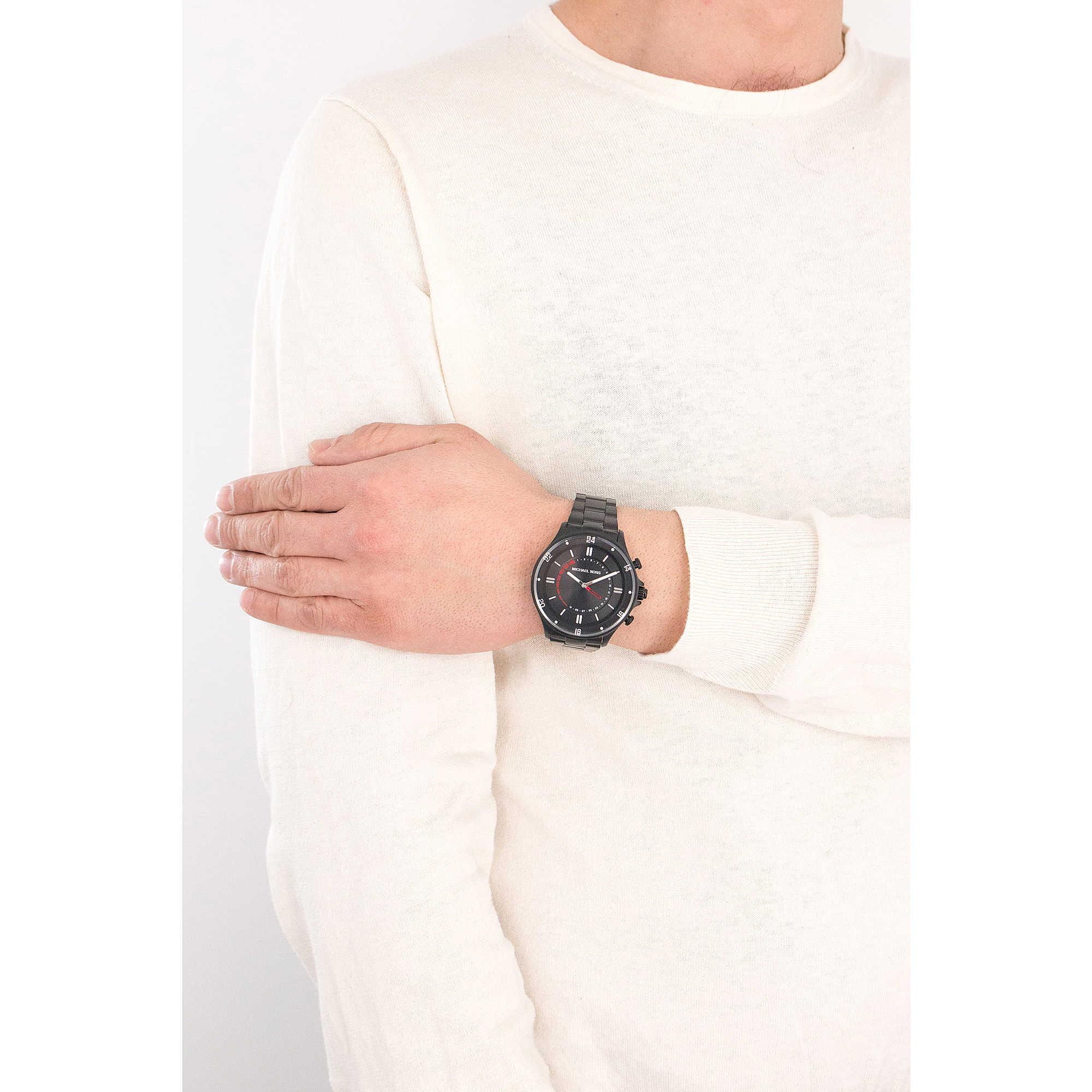 89e5c995b663 watch Smartwatch man Michael Kors Reid MKT4015 Smartwatches Michael Kors