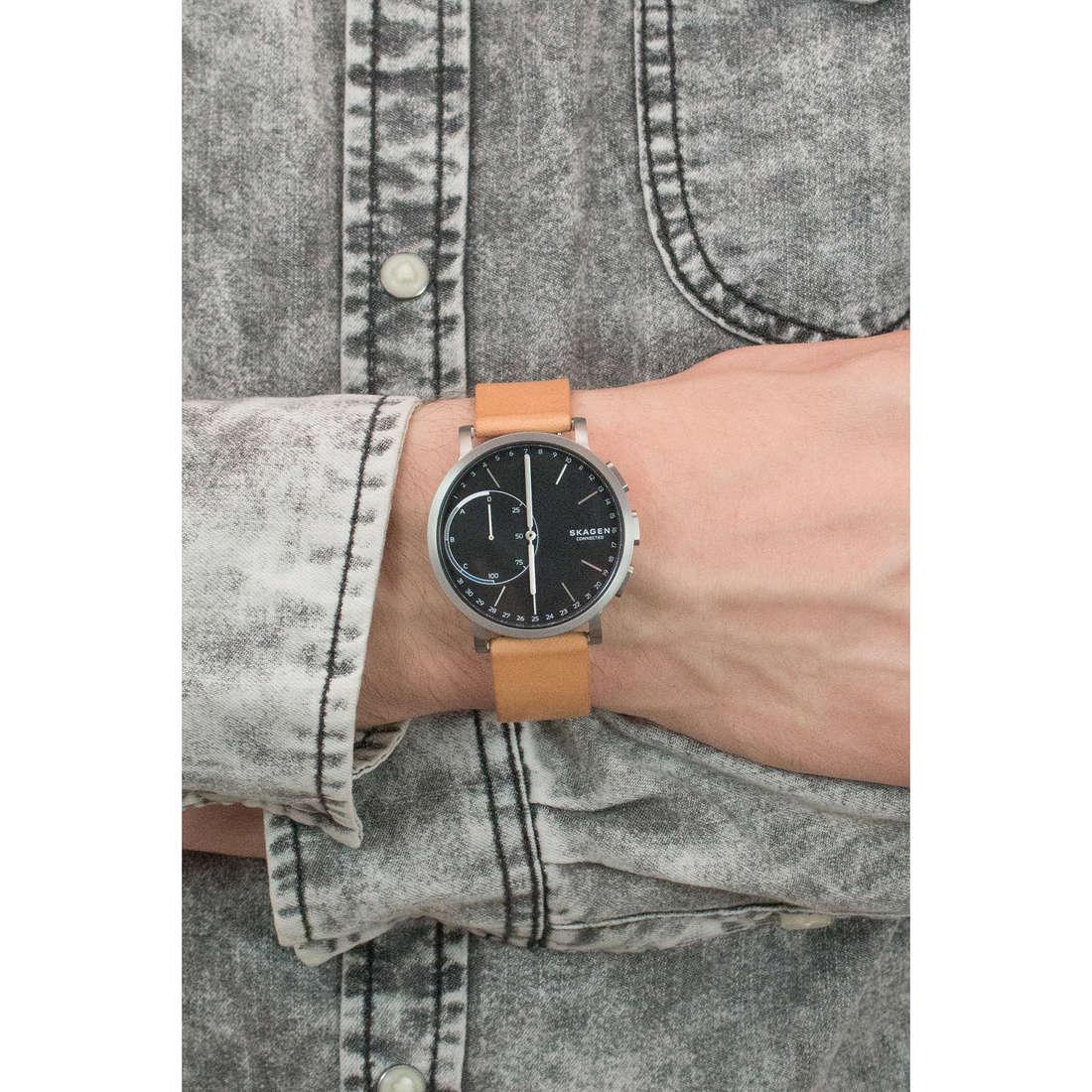 Skagen Smartwatches Hagen man SKT1104 photo wearing