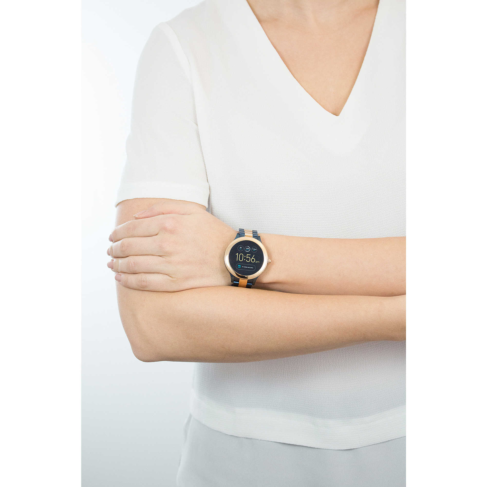 watch Smartwatch woman Fossil Q Venture FTW6002 ...