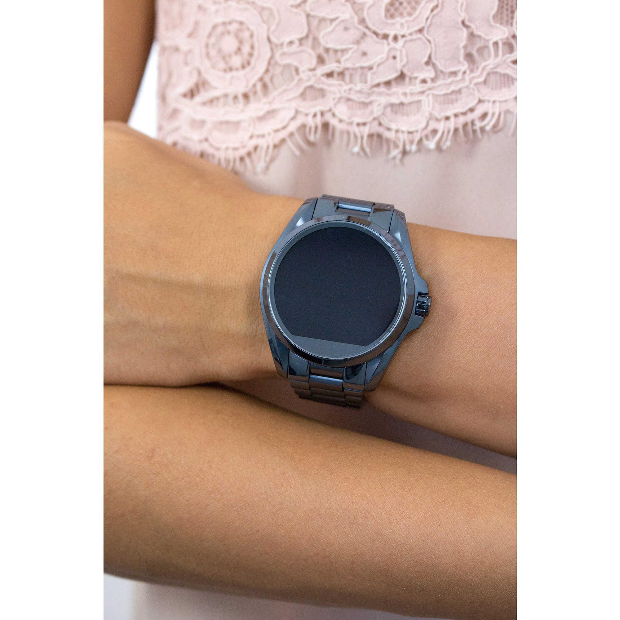 watch smartwatch woman michael kors mkt5006 smartwatches. Black Bedroom Furniture Sets. Home Design Ideas