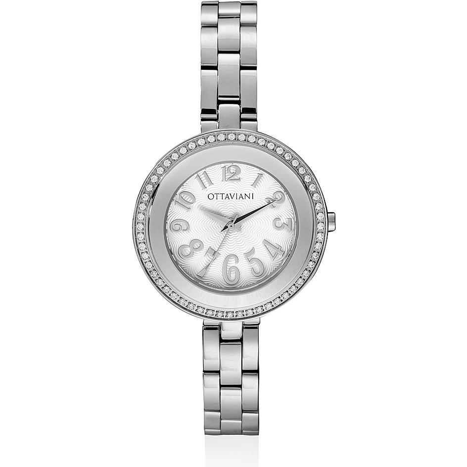 84c8478a96aba8 orologio solo tempo donna Ottaviani offerta casual cod. 15372   eBay