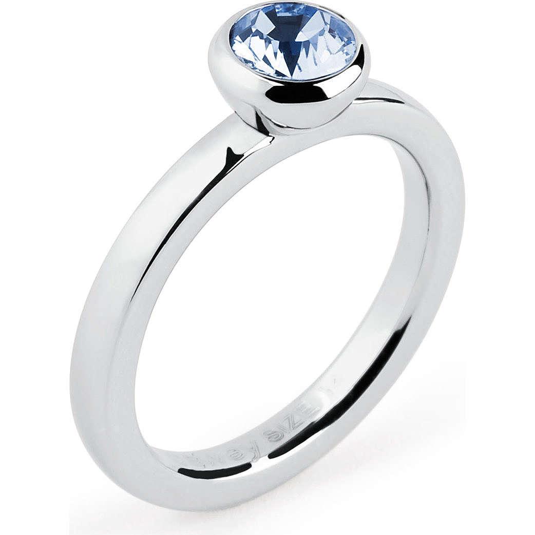 anello donna gioielli Brosway Tring misura 18 classico cod BTGC37D