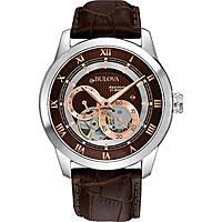 orologio meccanico uomo Bulova Bva Series