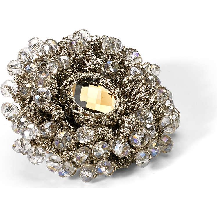 accessoire femme bijoux Ambrosia Uncinetto ABS 001