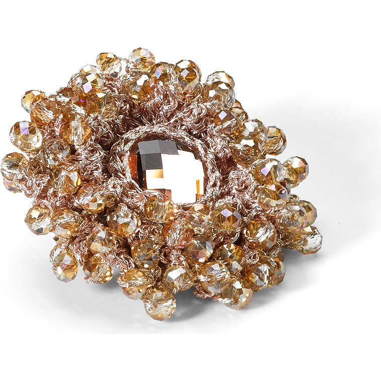 accessoire femme bijoux Ambrosia Uncinetto ABS 002