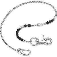 accessoire homme bijoux Luca Barra Be Happy CP100