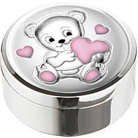 accessori neonato Valenti Argenti 21070 RA