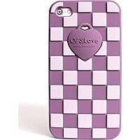 accessorio unisex gioielli Ops Objects Damier OPSCOVI4-10