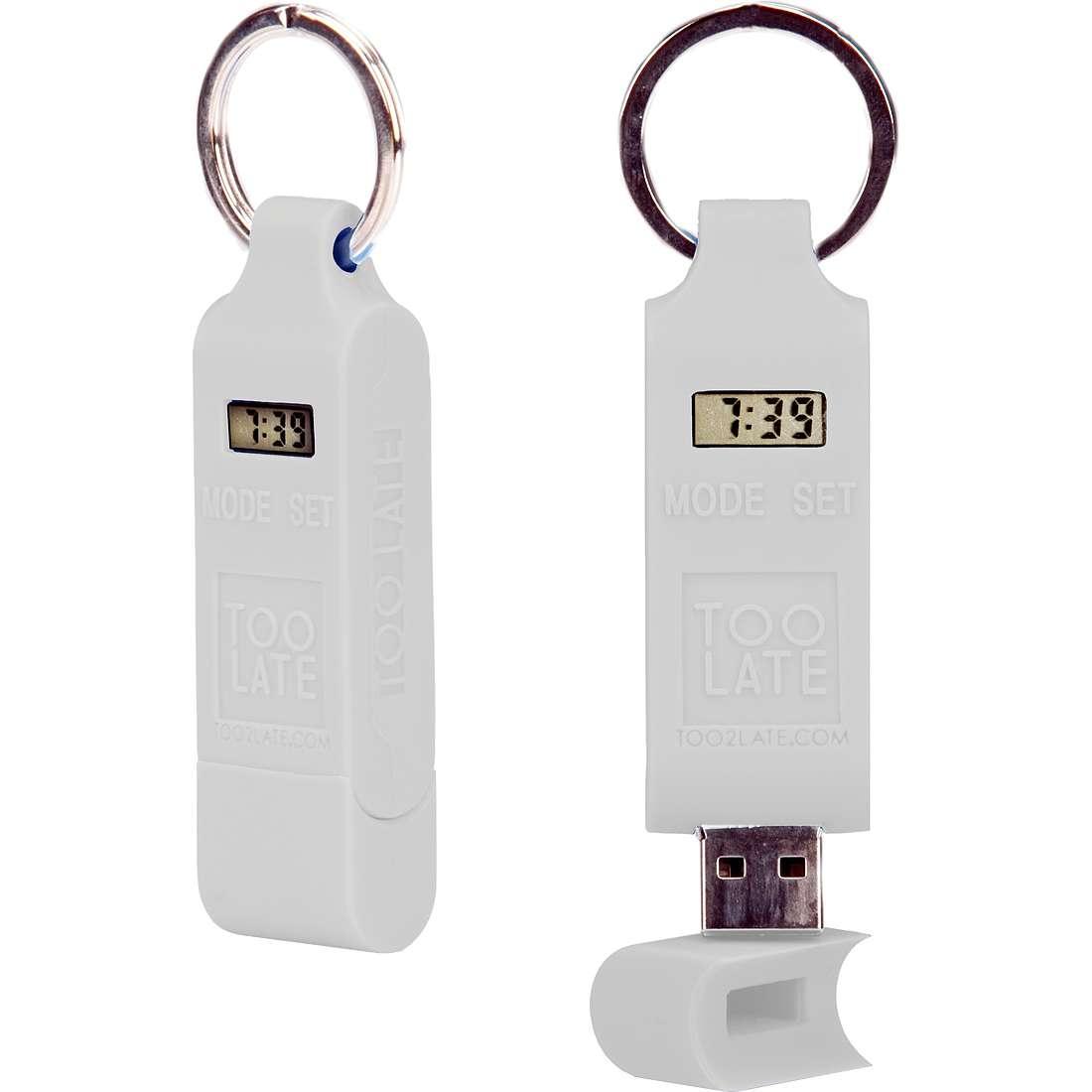 accessorio unisex gioielli Too late Chiavetta USB TOO0791