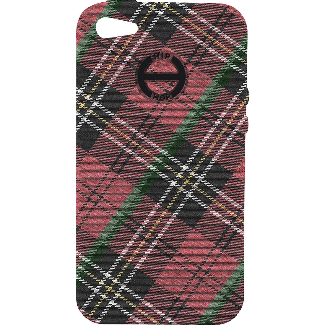 accessory unisex jewellery Hip Hop Tartan HCV0077