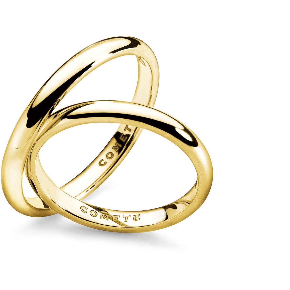 alliance femme bijoux Comete Dante e Beatrice ANB 1860G M20
