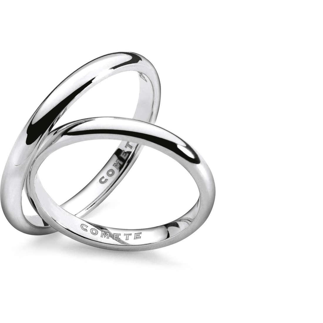 alliance femme bijoux Comete Otello e Desdemona ANB 1863B M20