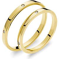 alliance femme bijoux Comete Otello e Desdemona ANB 1865G M7
