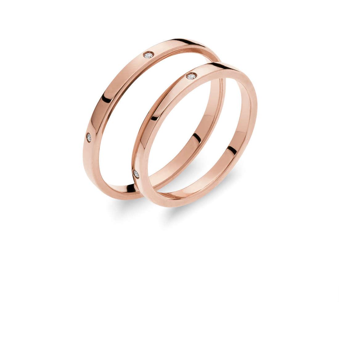 alliance femme bijoux Comete Otello e Desdemona ANB 1865R M7