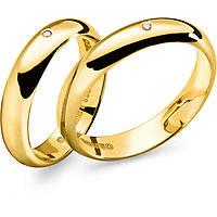 alliance unisex bijoux Comete Giulietta e Romeo ANB 1108G M11