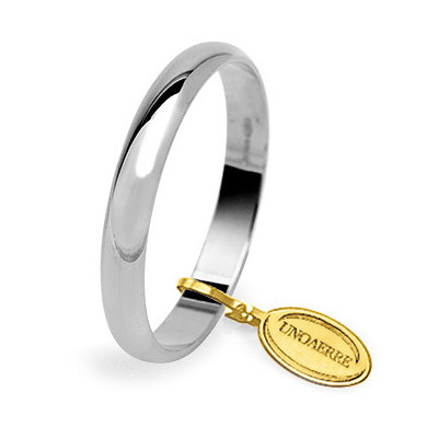 alliance unisex bijoux Unoaerre Fedi Classiche 30 AFN 1 04 9
