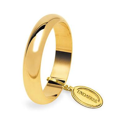 alliance unisex bijoux Unoaerre Fedi Classiche 80 AFN 1 01 8