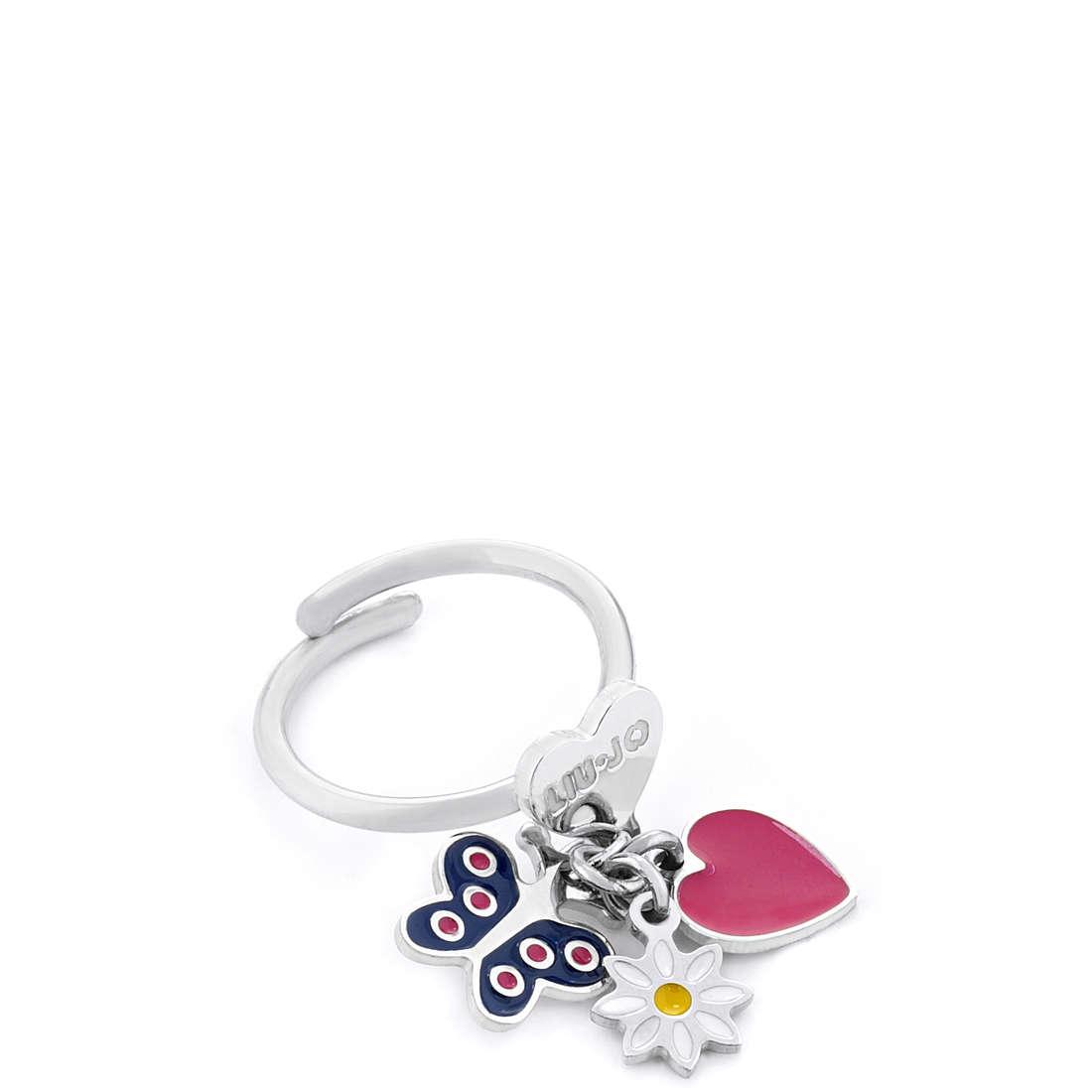 anello bambino gioielli Liujo BLJ351