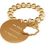 Anello Donna 10 Buoni Propositi Comincio A Sognare Collezione Petit R0641/GO