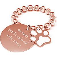 Anello Donna 10 Buoni Propositi Parlo Solo Col Mio Cane Collezione Petit R0615/RO