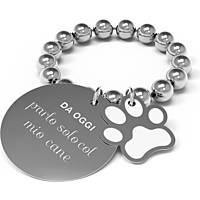 Anello Donna 10 Buoni Propositi Parlo Solo Col Mio Cane Collezione Petit R0615