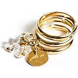 anello donna gioielli 4US Cesare Paciotti Woman Classic 4UAN1778W