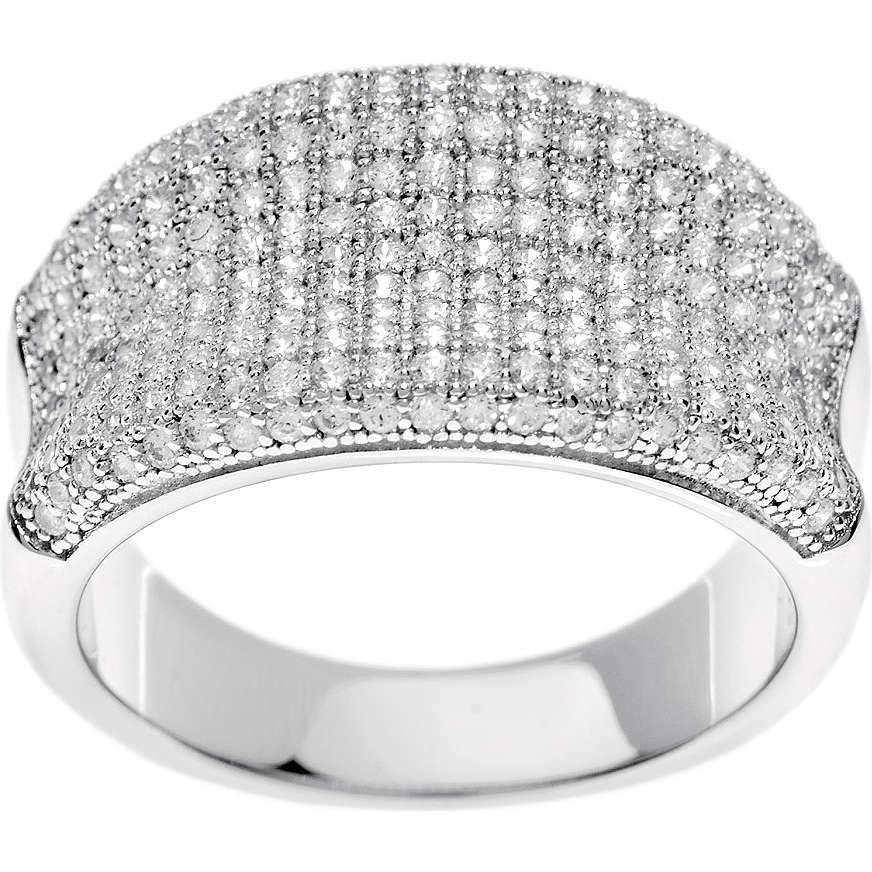anello donna gioielli Ambrosia AAA 004M