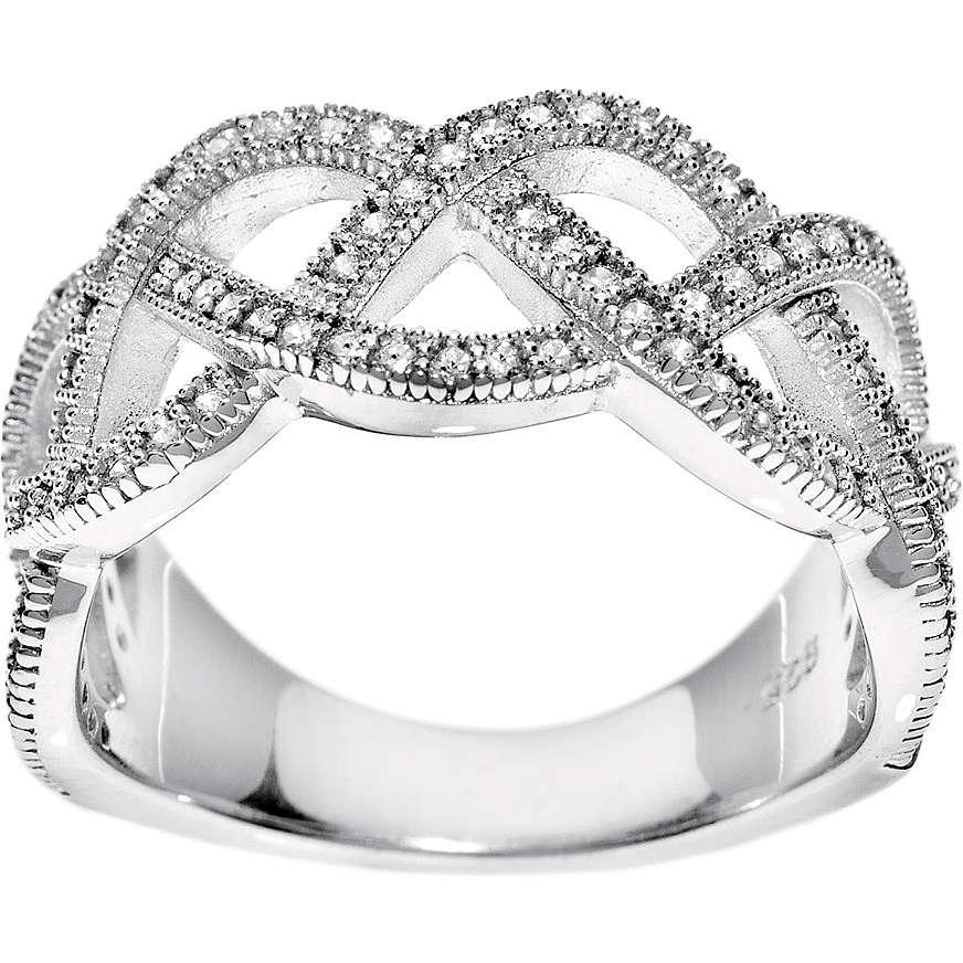 anello donna gioielli Ambrosia AAA 009L