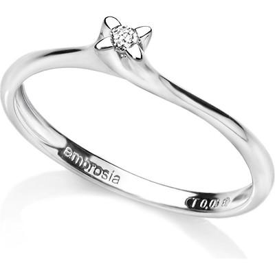 anello donna gioielli Ambrosia AAD 002