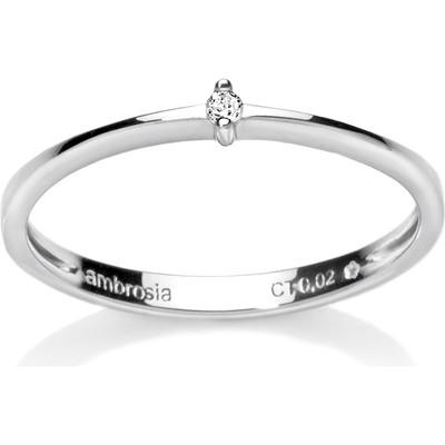 anello donna gioielli Ambrosia AAD 004