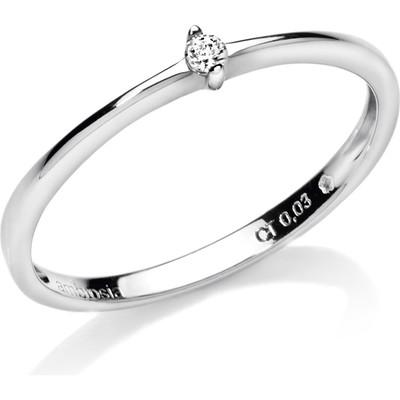 anello donna gioielli Ambrosia AAD 005